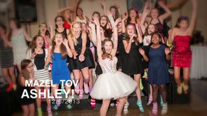 Bat Mitzvah Highlight Video