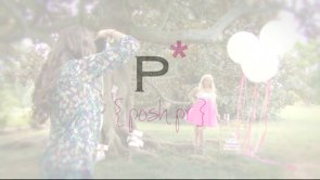 "Posh PR ""Marie Antoinette in the Garden"" photo shoot"